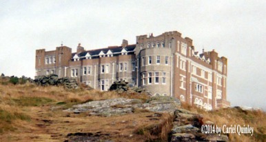Camelot Castle Hotel at Tintagel