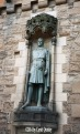 Edinburgh Castle - King Robert de Bruce
