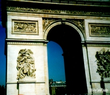 Arc-de-triomphe - Paris
