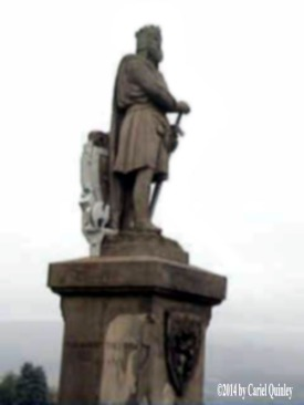 King Robert de Bruce - Stirling Castle