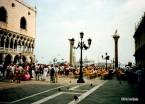 St Mark's Square - Venice