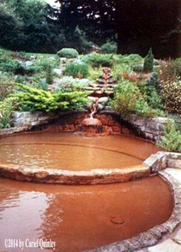 Chalice Well Garden - Glastonbury