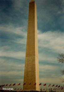 DC washington monument
